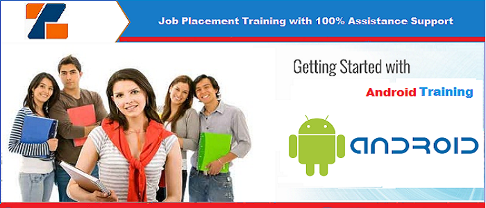 Best live project 6 weeks Summer Training on Android in Noida