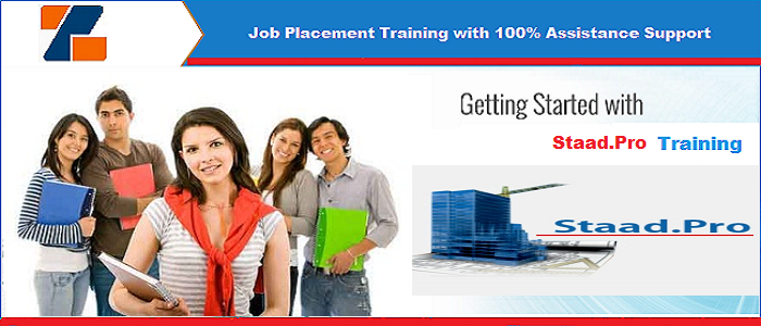 Live Projects STAAD Pro Industrial Training in Noida | 6